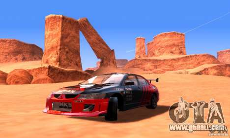 SA DRR Singe v1.0 for GTA San Andreas