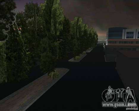 Back to the future Hill Valley for GTA Vice City eleventh screenshot