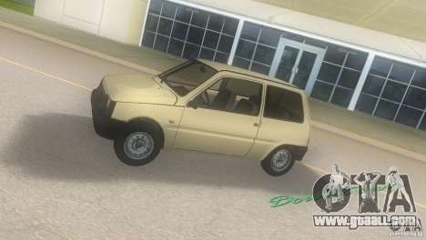 VAZ 1111 Oka for GTA Vice City left view