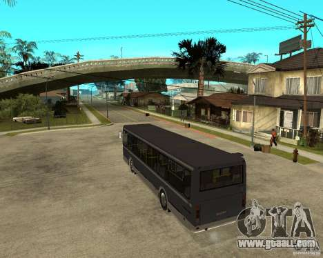 LIAZ 5256.25 Restyling for GTA San Andreas left view