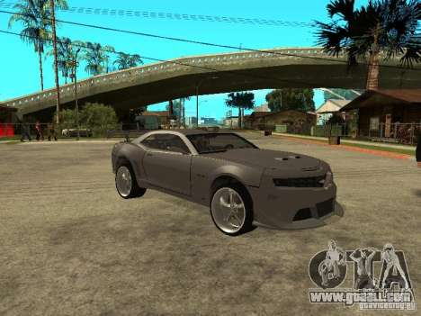 Chevrolet Camaro for GTA San Andreas