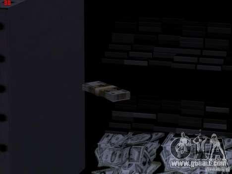 Bank robbery for GTA San Andreas