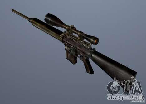 CS Guns Beta 1B for GTA San Andreas ninth screenshot