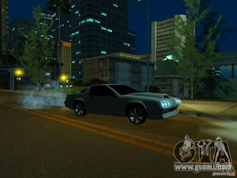 New Buffalo for GTA San Andreas right view