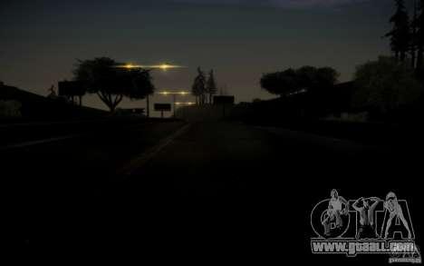 SA Illusion-S V1.0 Single Edition for GTA San Andreas eighth screenshot