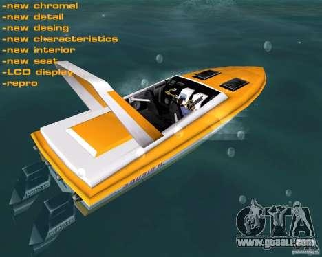 Squalo 2.0 Beta for GTA Vice City