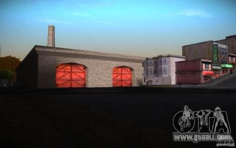 San Fierro Re-Textured for GTA San Andreas forth screenshot