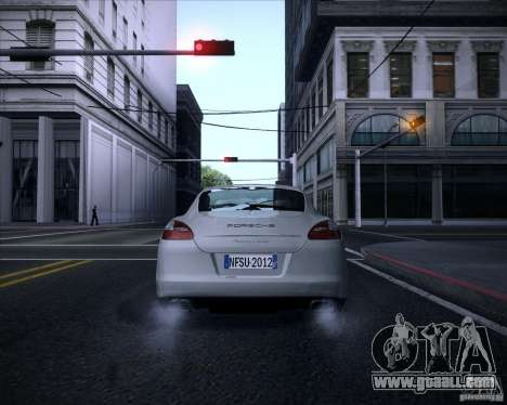 ENBseries by slavheg v2 for GTA San Andreas fifth screenshot