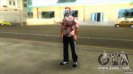 Pak skins for GTA Vice City forth screenshot