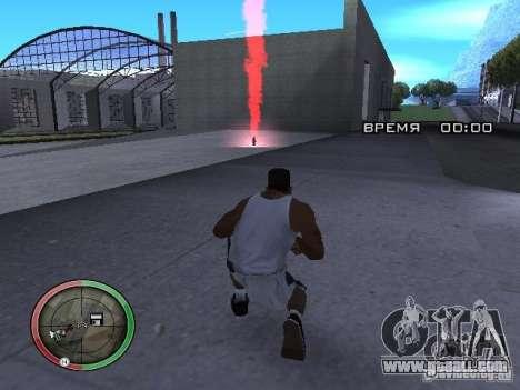Dynamite MOD for GTA San Andreas