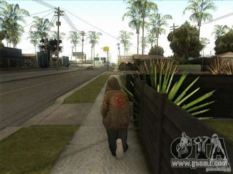 Ryo NFS PS for GTA San Andreas forth screenshot