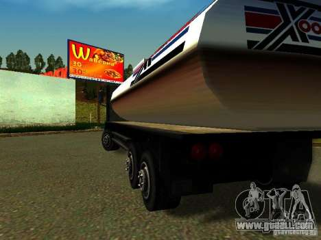 DFT-30 c Tank for GTA San Andreas back view
