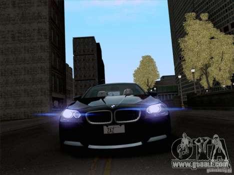 Realistic Graphics HD 4.0 for GTA San Andreas sixth screenshot