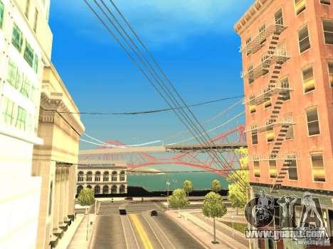 New Sky Vice City for GTA San Andreas eighth screenshot