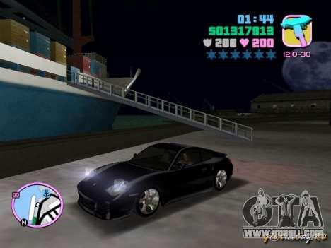 Porsche 911 Twin Turbo for GTA Vice City