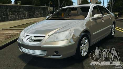 Honda Acura RL for GTA 4