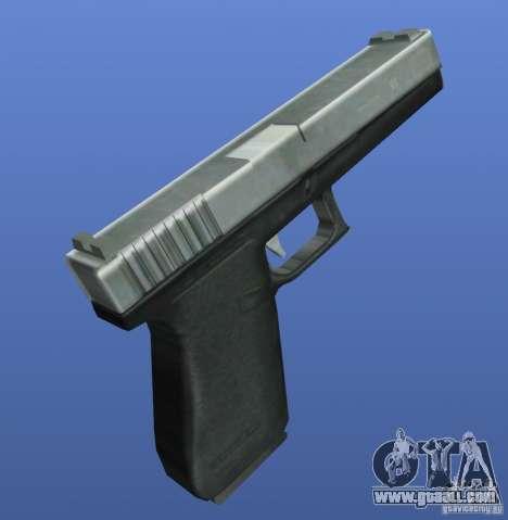 Mega Gun Pack (Chrom) for GTA 4 forth screenshot