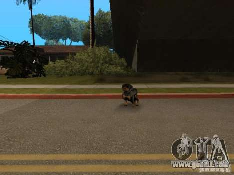 Animals for GTA San Andreas fifth screenshot