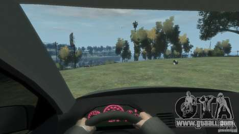 First person for GTA 4 second screenshot