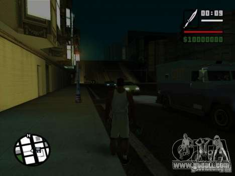 Dream for GTA San Andreas third screenshot