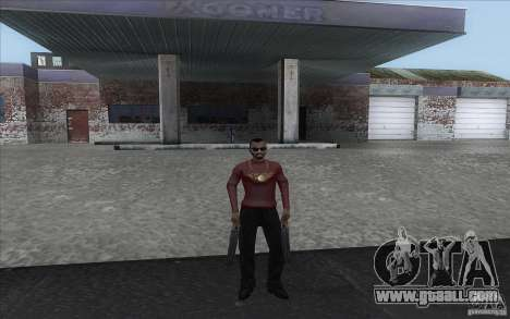 Pimp for GTA San Andreas third screenshot