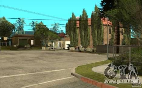 New Grove Street TADO edition for GTA San Andreas forth screenshot
