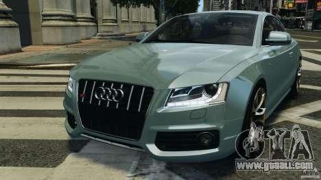 Audi S5 v1.0 for GTA 4