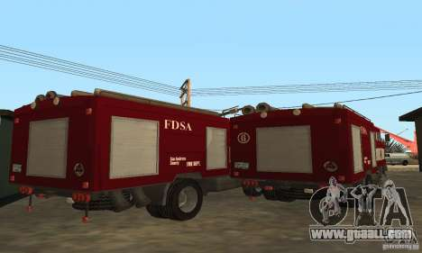 IFA Fire for GTA San Andreas right view