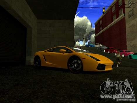 Queen Unique Graphics HD for GTA San Andreas second screenshot