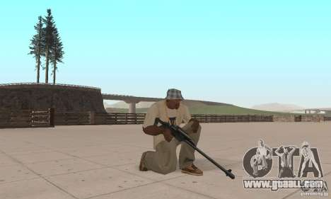 Pack weapons of Star Wars for GTA San Andreas forth screenshot