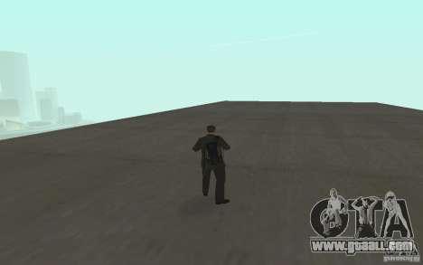 Animation of GTA IV v 2.0 for GTA San Andreas ninth screenshot