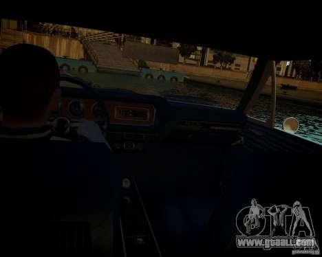 Pontiac GTO DF for GTA 4 back left view