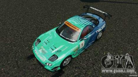Mazda RX-7 RE-Amemiya v2 for GTA 4 engine