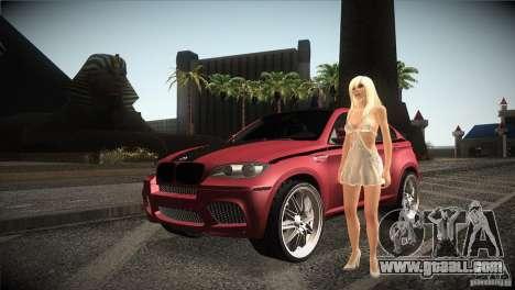 BMW X6 Lumma for GTA San Andreas