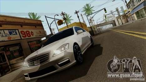 SA Beautiful Realistic Graphics 1.4 for GTA San Andreas third screenshot