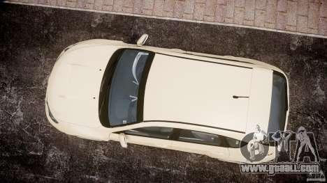 Subaru Impreza WRX STi 2009 for GTA 4 right view