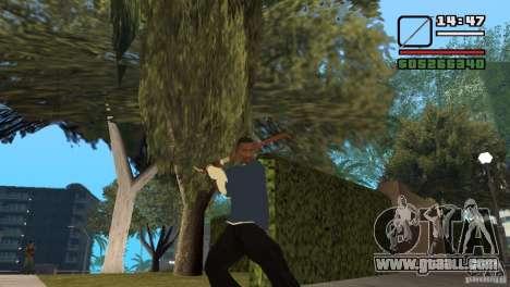 Scrap for GTA San Andreas third screenshot