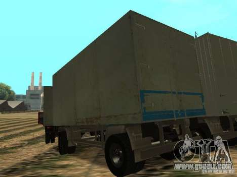 GKB 8350 for GTA San Andreas back left view