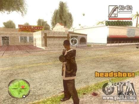 Wild Wild West for GTA San Andreas third screenshot