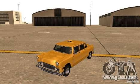Autumn Mod v3.5Lite for GTA San Andreas eighth screenshot