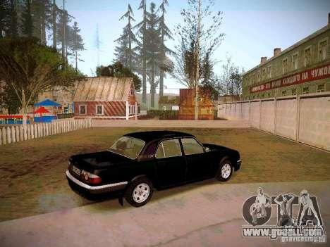 GAZ Volga 31105 S60 for GTA San Andreas right view