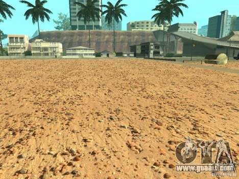 HQ Beaches v2.0 for GTA San Andreas second screenshot