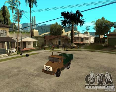 ZIL-433362 Extra Pack 1 for GTA San Andreas