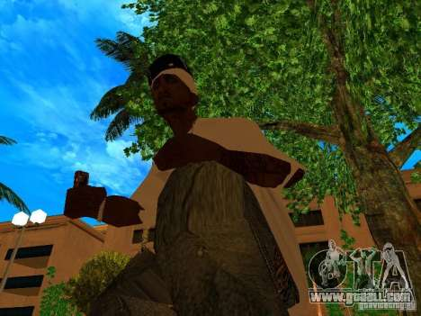 New Weapon Pack for GTA San Andreas third screenshot