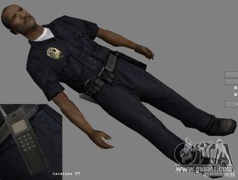 Reteksturizaciâ characters for GTA San Andreas sixth screenshot