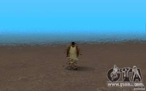 ENB Realistic Water for GTA San Andreas forth screenshot