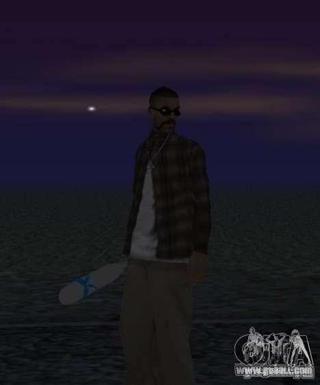 Bat El Coronos v.1.0 for GTA San Andreas second screenshot