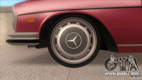 Mercedes-Benz 300 SEL for GTA San Andreas side view