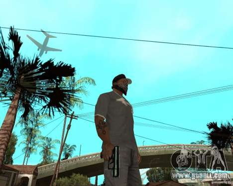 Walther cp99 for GTA San Andreas