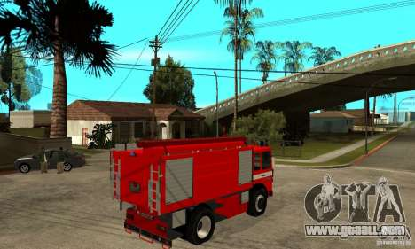 Roman 8135 FA for GTA San Andreas right view